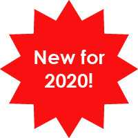 New for 2020!