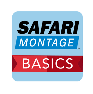 SAFARI Montage Basics